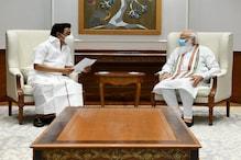 With Covid Vaccines, AIIMS in Madurai and Tamil on Agenda, TN CM Stalin Meets PM Modi