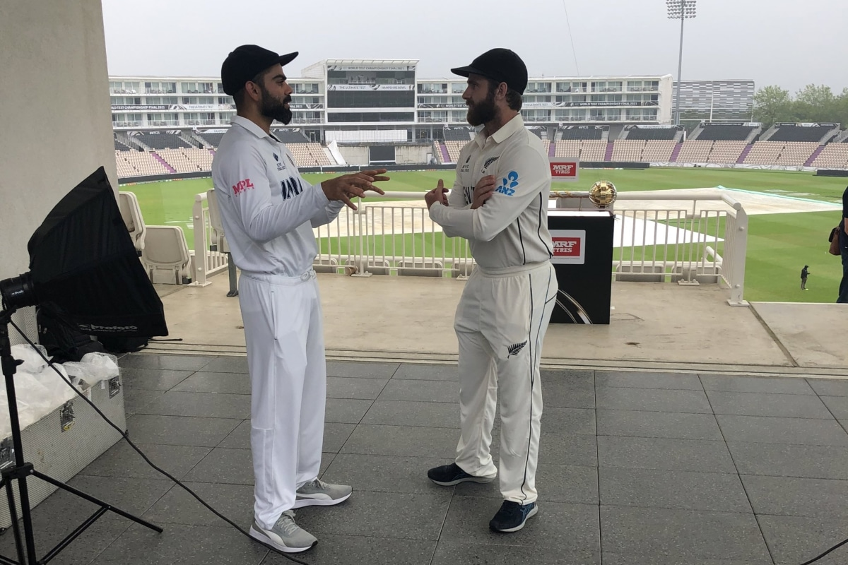 Southampton Weather Today Live Updates: India And New Zealand All Set For WTC Finale - News18 thumbnail