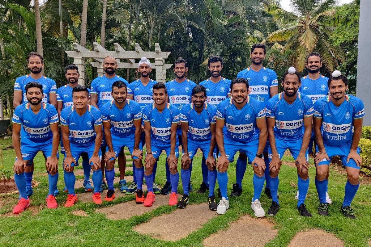 Hockey India Announces 16-member Men's Squad for Tokyo Olympics