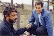 Salman Khan Shares Photo with Sanjay Leela Bhansali on 22 Years of Hum Dil De Chuke Sanam