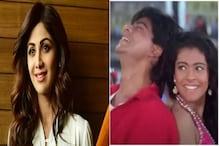 Here's why hearing 'Kali kali Ankhen' makes Shilpa Shetty go green with jealousy
