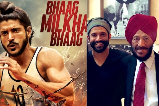 When Milkha Singh Charged Only Re 1 for His Biopic 'Bhaag Milkha Bhaag'