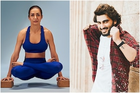 Malaika Arora Says Arjun Kapoor Claimed Can't do Yoga, I'm not Flexible, But Now He Enjoys it