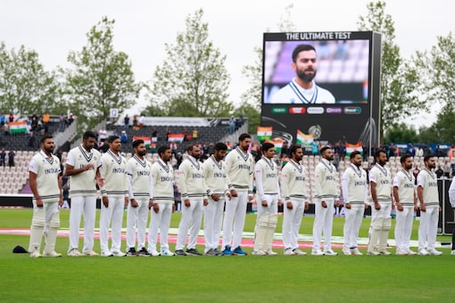 WTC 2021: Team India Wears Black Armbands On Day 2 In Southampton To Honour Milkha Singh
