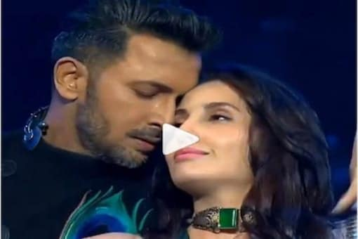 Nora Fatehi's Dance with Terence Lewis on Kishore Kumar classic goes viral