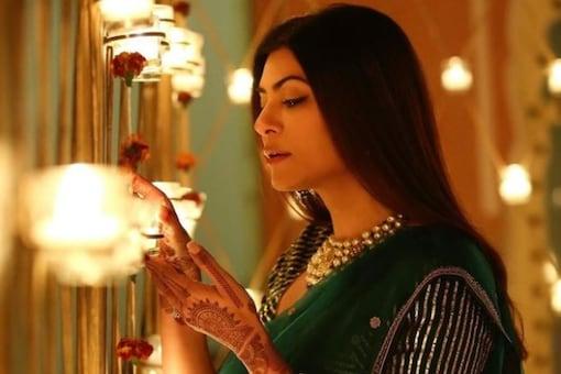 Sushmita Sen Pens 'Thank You' Note as Aarya Turns One