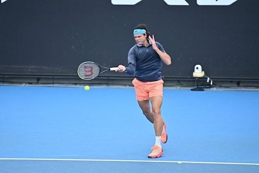 Milos Raonic withdraws from Wimbledon (Image: Twitter)