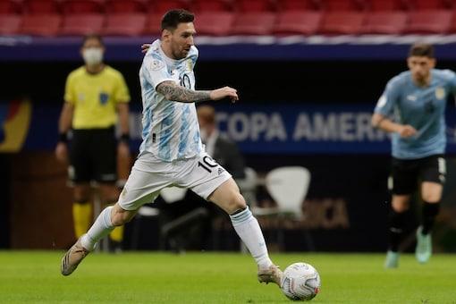 Lionel Messi (Photo Credit: AP)