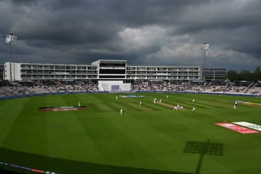 Check here World Test Championship live weather updates (AFP Photo)