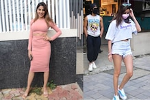 Ananya Panday, Nikki Tamboli, Shilpa Shetty Kundra And Other Celebrities Spotted Out And About