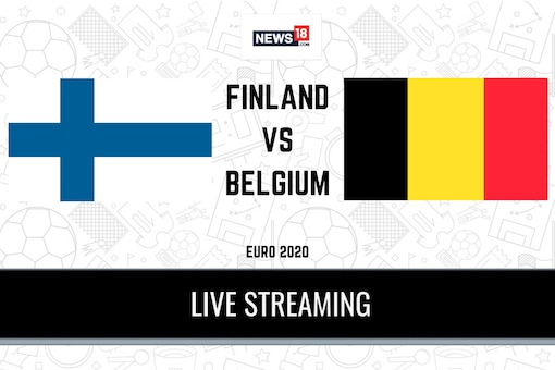 UEFA Euro 2020 Finland vs Belgium LIVE Streaming: When and Where to Watch Online, TV Telecast, Team News