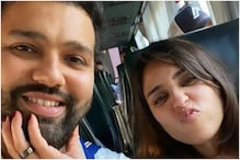WTC Final: When Rohit Sharma's Wife Ritika Teased Him Saying 'Spying On Us'
