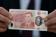 New British Currency Featuring WW2 Codebreaker Alan Turing Enters Circulation