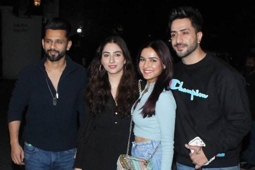 Khatron Ke Khiladi 11: Rahul Vaidya Returns to Mumbai, Plans Dinner Date With Disha, Aly, Jasmin