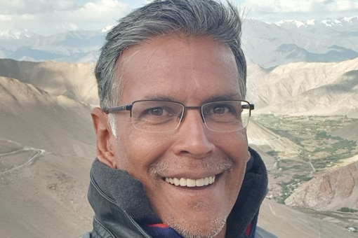 Milind Soman is Missing Momos, Butter Tea, Long Treks And High Hills of Ladakh, See Pic