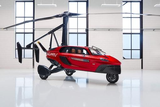 PAL V Liberty Flying Car is Dutch based brand near completion. (Image: PAL V)