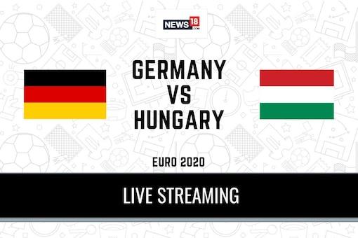 UEFA Euro 2020: Germany vs Hungary