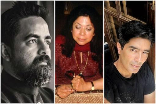Sabyasachi, Ritu Kumar, Manish Malhotra.