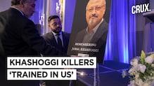 Jamal Khashoggi Murder: Saudi Assassins Got Paramilitary Training In US