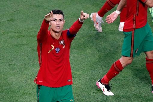 Cristiano Ronaldo (Photo Credit: AP)