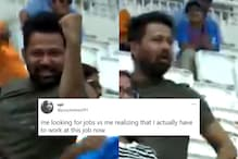 Disappointed Indian Fan During Ajinkya Rahane's Dismissal Has Become Internet's Spirit Animal