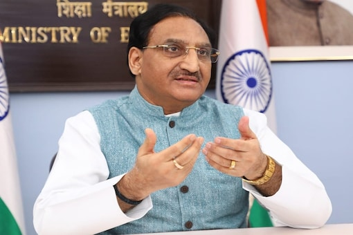 Ramesh Pokhriyal Nishank to go live, answer queries of students