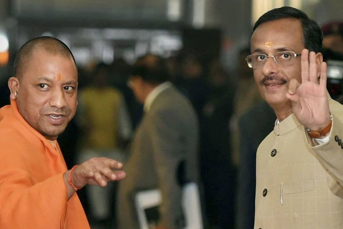 UP Dy CM Says Adityanath 'Our Leader', BJP to Win 2022 Elections