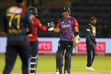 Liam Livingstone Leaves Cricket Fraternity Awestruck by Smashing a Maximum Out of the Park