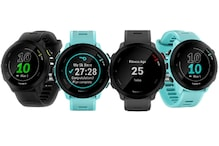 Garmin Forerunner 55 Watch With Advanced Running Features Launched in India, Priced at Rs 20,990