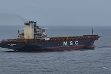 Singapore Bound Container Ship Catches Fire in Indian Ocean: Sri Lankan Navy