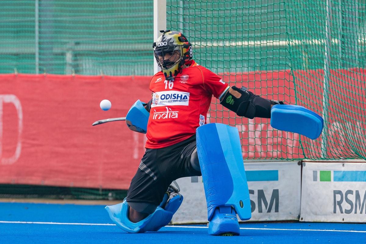 Skipper Manpreet Singh Speaks About Goalie's Influence on Team