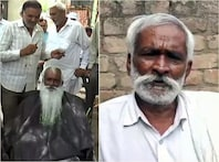 Sirsa Man Shaves His Beard After 8 Years Ahead Of OP Chautala's Release From Jail