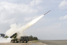 DRDO Successfully Test Fires Enhanced Version of Pinaka Rockets in Odisha's Chandipur