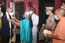 President Kovind Reaches UP's Kanpur on Three-day Visit