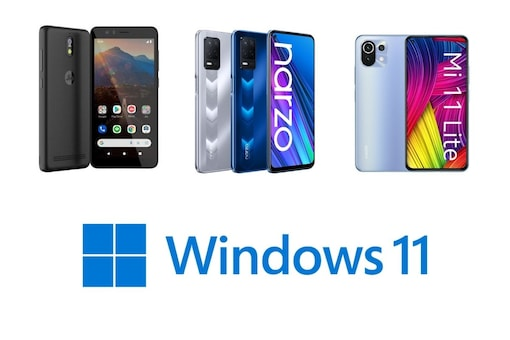 Tech Launches of The Week: Windows 11, JioPhone Next, Realme Narzo 30 Series And More