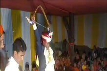 A Swayamvar In Bihar Village Where Covid-19 Norms Go For A Toss
