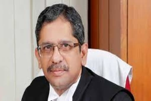 There is a need to develop mechanisms for conflict resolution and referred to the Mahabharata, providing an example of an early attempt at mediation as a conflict resolution tool. (File Photo of CJI Ramana)