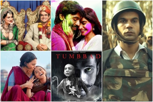 A list of 5 movies directed and produced by Aanand L Rai