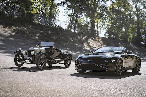 Aston Martin Vantage Roadster A3 Limited Edition. (Photo: Aston Martin)
