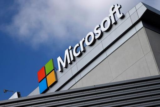 Microsoft. (Image Credit: Reuters)