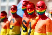 Thousands March in New York to Celebrate LGBTQ Pride Parade Amid Pandemic