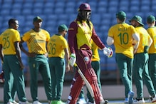 IN PICS-South Africa Level Series With 16-Run Win in Second T20I