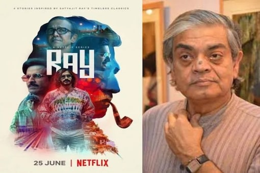 Scared Of Watching 'Ray': Satyajit Ray's Son Reacts To Netflix's Latest Release