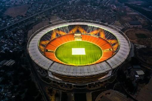 Narendra Modi Stadium (Pic Credit: Gujarat Cricket Association)