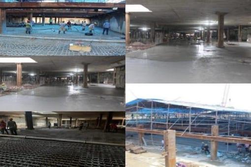 Kolkata's Airport Metro Station Achieves Another Construction Milestone