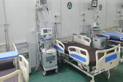 The total number of ICU beds in district hospitals in Assam is 178. (Representational Image)