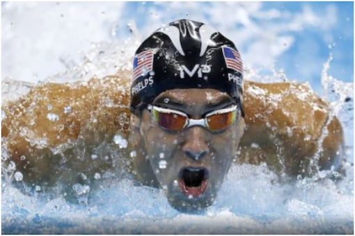 Phelps holds the records for the most number of medals in the history of the Olympics – 28 in five events.