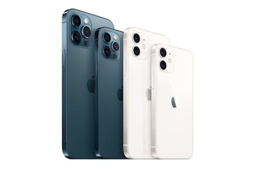 Apple will launch the iPhone 13 series in September this year. iPhone 12 Series image used for representation.