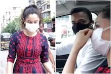 Ankita Lokhande Steps Out in Pretty Dress with Boyfriend Vicky Jain, Watch Video