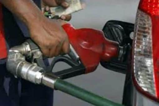 excise collections on petrol and diesel jumping to Rs 3.35 lakh crore in 2020-21 (April 2020 to March 2021) (Representative Image)